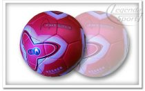 Hosoccer Futsal Excel labda piros-fekete