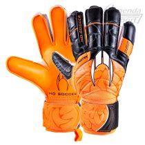 Hosoccer Primary Protek Flat 2020 narancs-fekete kapuskesztyű