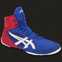 Asics Cael V8.0 boksz-és birkózó cipő kék-piros