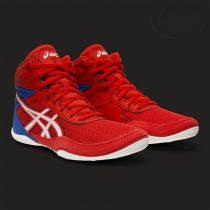 Asics Matflex 6 boksz-és birkózó cipő piros-fehér