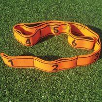 Flexibilis láberősítő szalag