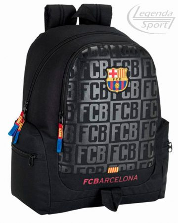 Barcelona hátitáska fekete