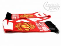 Manchester United sál piros-fekete-fehér