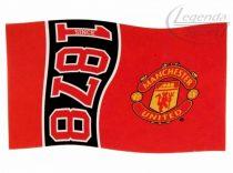 Manchester United zászló