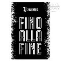 Juventus hűtőmágnes fekete