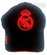 Real Madrid baseball sapka fekete