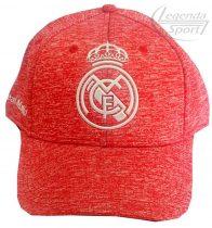 Real Madrid baseball sapka téglavörös