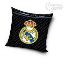 Real Madrid párnahuzat fekete nagy cimeres