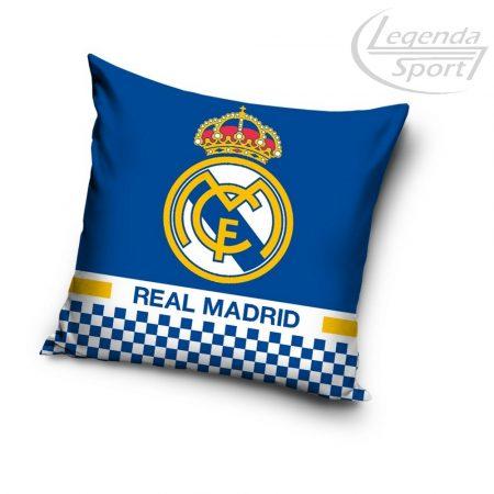 Real Madrid párnahuzat kék kockás