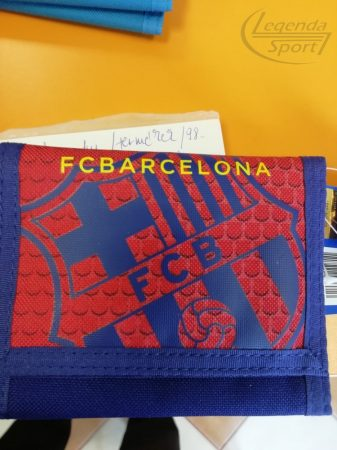 Barcelona pénztárca bordó-kék