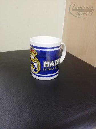 Real Madrid bögre kék