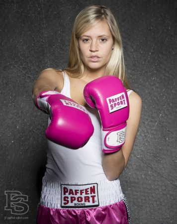 Paffen Lady Fit női bokszkesztyű