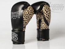 Paffen Lady Black Leo női bokszkesztyű