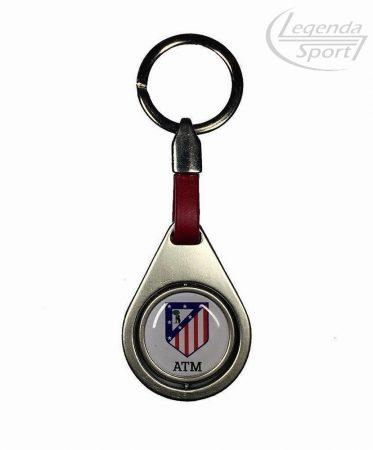Atletico Madrid kulcstartó