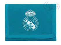 Real Madrid pénztárca azúrkék