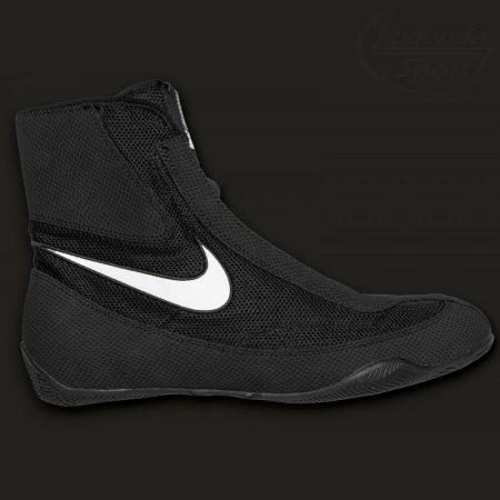 Nike Machomai Mid bokszcipő fekete