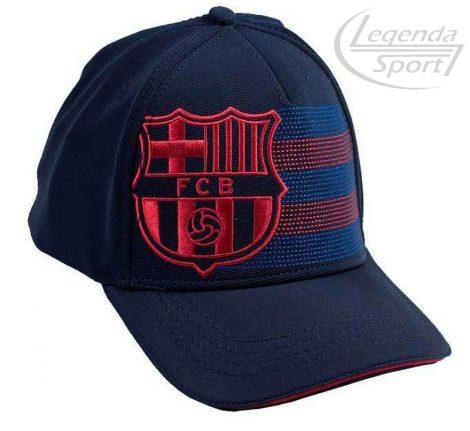 Barcelona baseball himzett sapka
