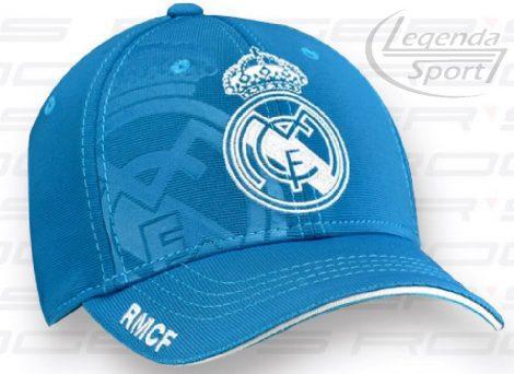 Real Madrid baseball sapka türkiz