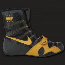 Nike HyperKO bokszcipő fekete-arany