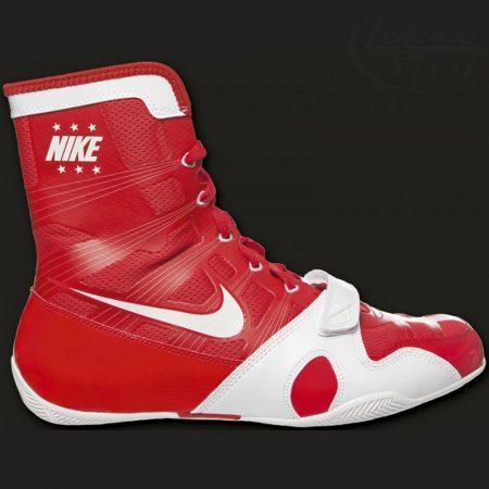 Nike HyperKO bokszcipő piros-fehér