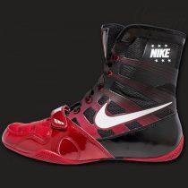 Nike HyperKO bokszcipő piros-fekete-fehér