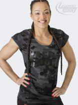 Paffen Black Camo női póló