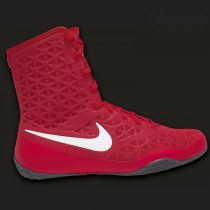 Nike KO bokszcipő piros-fehér