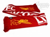 Liverpool sál piros-arany