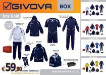 Givova Gold SET