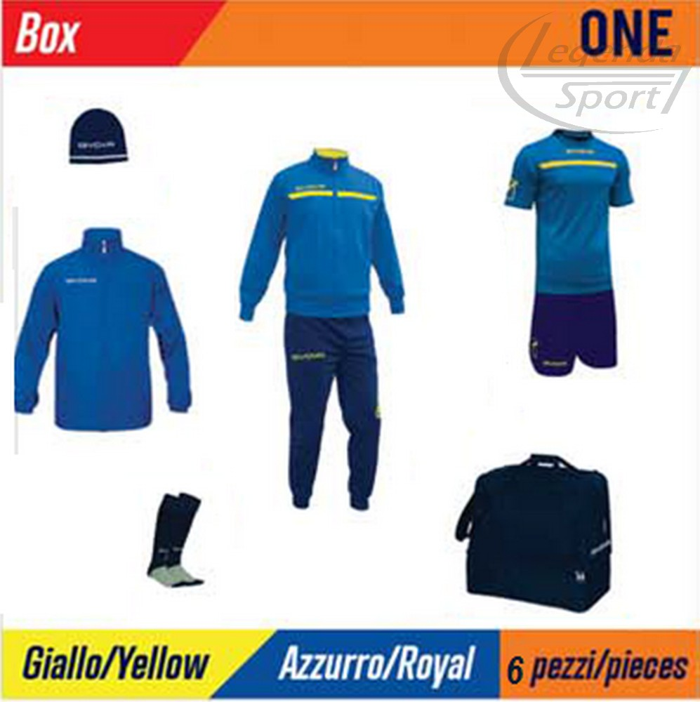 Givova One SET - Legenda Shop 5b3f4062ff