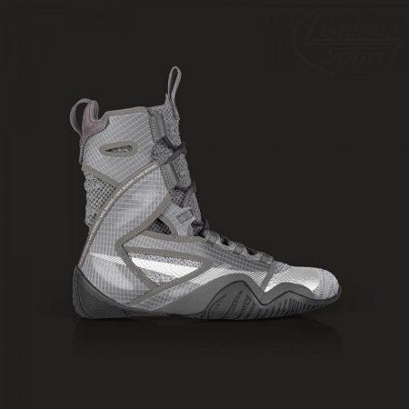 Nike Hyperko 2 bokszcipő szürke-ezüst
