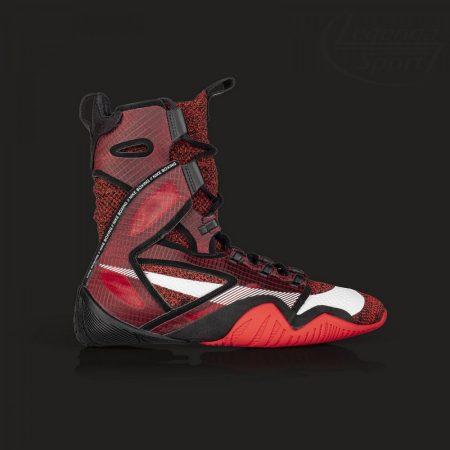 Nike HyperKO 2 bokszcipő piros-fekete-fehér