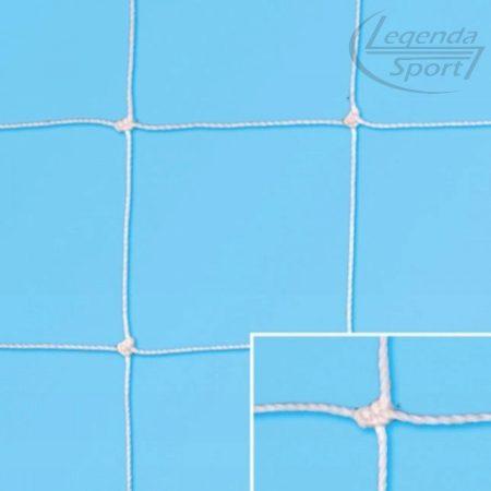 Labdarúgó kapuháló 2x1 m, 10x10 cm osztással