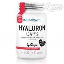 WSHAPE Hyaluron 60 db kapszula
