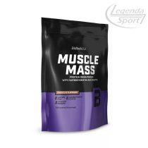 BioTech Muscle Mass 1000 gr