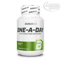BioTech One A day 100 tabletta