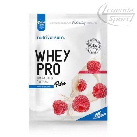 Pure Whey Pro 30 gr tejsavó koncentrátum