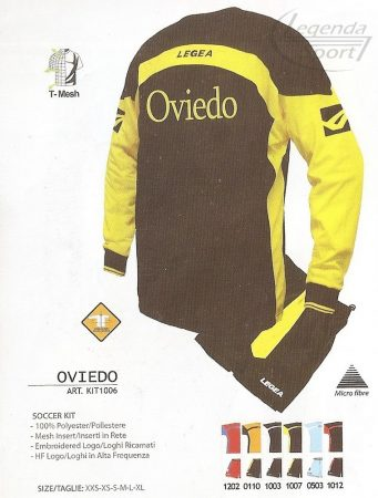 Legea Oviedo mez+nadrág