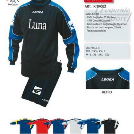 Legea Luna edzőmelegítő+rövidnadrág