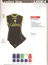 Legea Calabria női röplabda mez+nadrág