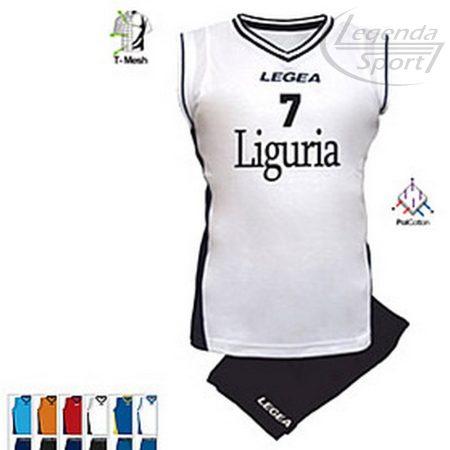 Legea Liguria női röplabda mez+nadrág