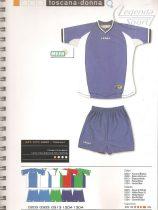 Legea Toscana női röplabda mez+nadrág
