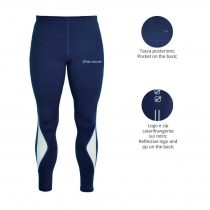 Givova Running Long Pant futó hosszú nadrág