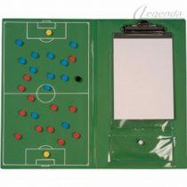 Taktikai mágneses edzői mappa, futball