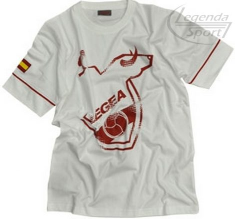 Legea T-shirt Spagna rövidujjú póló