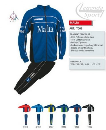 Legea Malta edzőmelegítő