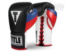 Title Luxury Pro Fight bokszkesztyű