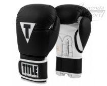 Title Pro Style bőr bokszkesztyű 3.0